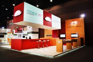 1 Takeda Tradeshow Stand by Fret Free Productions