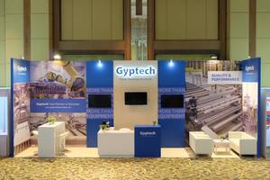 2 Gyptech at the Global Gypsum Conference and Exhibition by Fret Free Productions