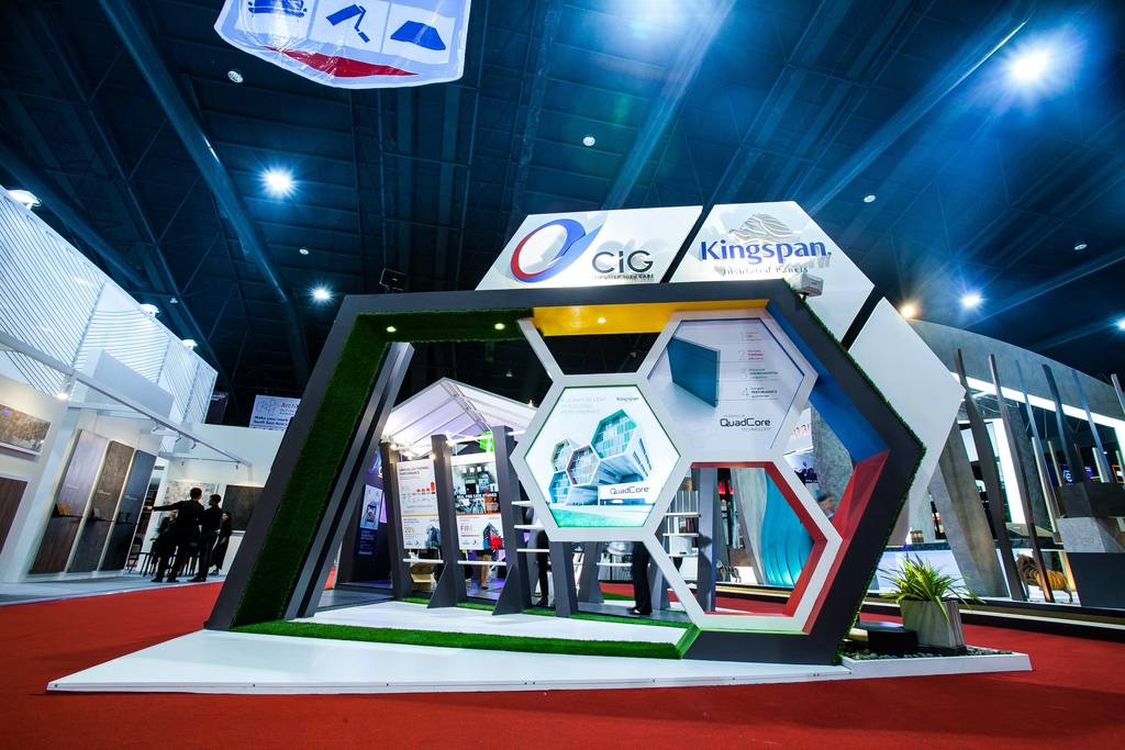 Exhibition Stand Agency : Trade show stand builders & exhbiition booth design london fret free