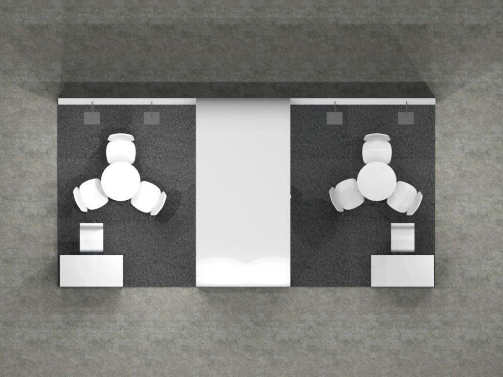 6x3 - Centre Tower Floor Plan