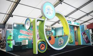 Est Play Trade Booth Stand