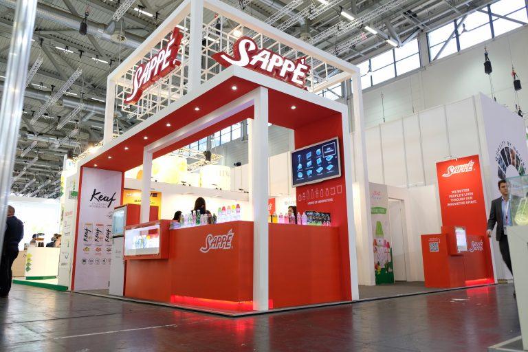 sappe trade show